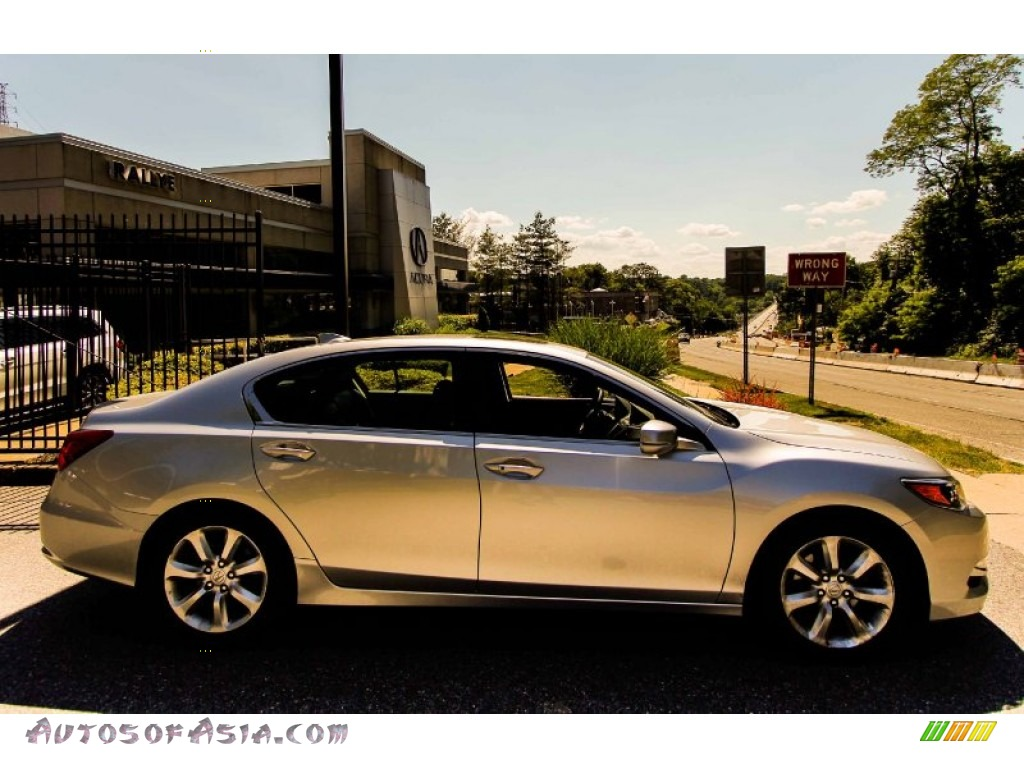 2014 acura rlx technology package in silver moon photo 3 001103 autos of asia japanese. Black Bedroom Furniture Sets. Home Design Ideas