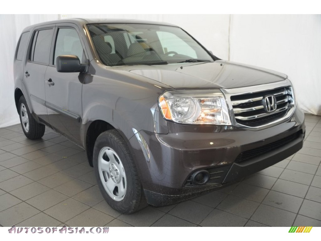 2015 honda pilot lx in dark amber metallic 001599 autos of asia japanese and korean cars. Black Bedroom Furniture Sets. Home Design Ideas