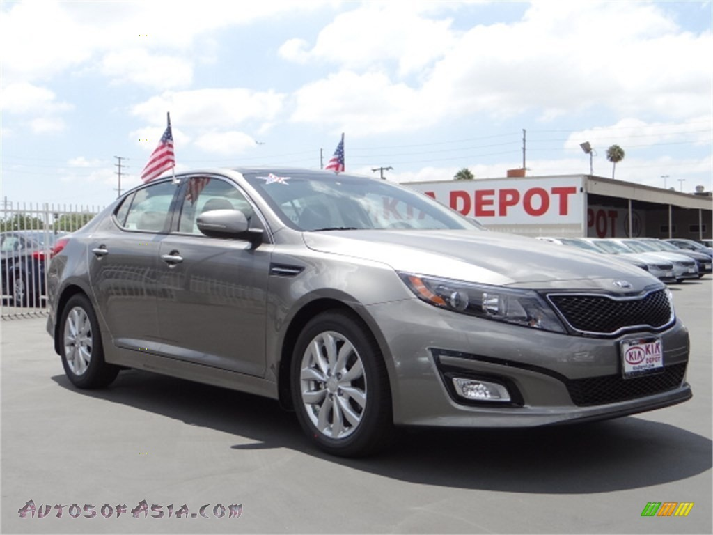 2015 kia optima ex in satin metal 357177 autos of asia japanese and korean cars for sale. Black Bedroom Furniture Sets. Home Design Ideas