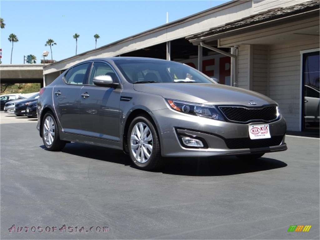 2015 Kia Optima Ex In Platinum Graphite 351169 Autos