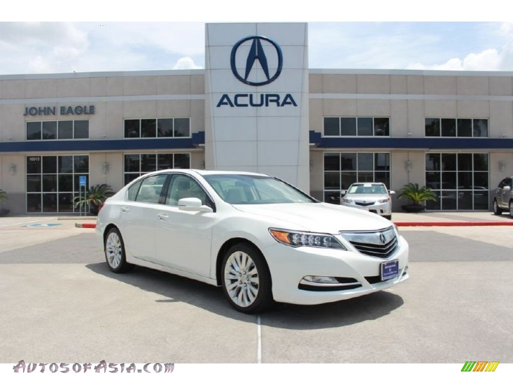 2015 acura rlx technology in bellanova white pearl 000076 autos of asia japanese and. Black Bedroom Furniture Sets. Home Design Ideas
