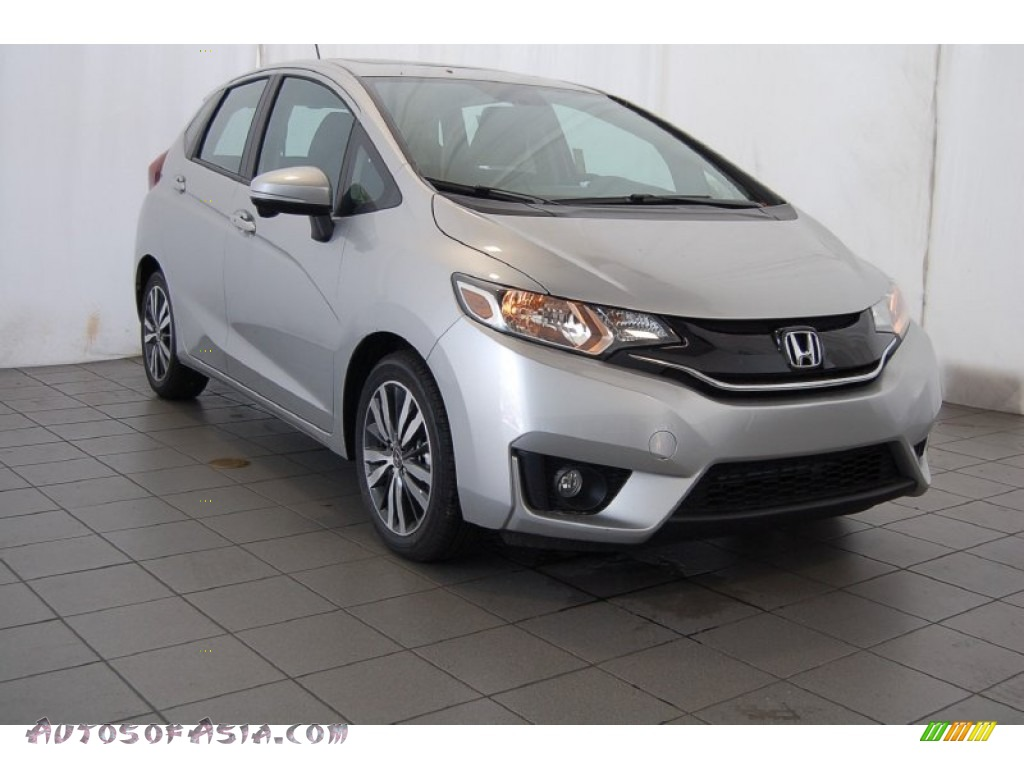 2015 Honda Fit Ex In Alabaster Silver Metallic 716965