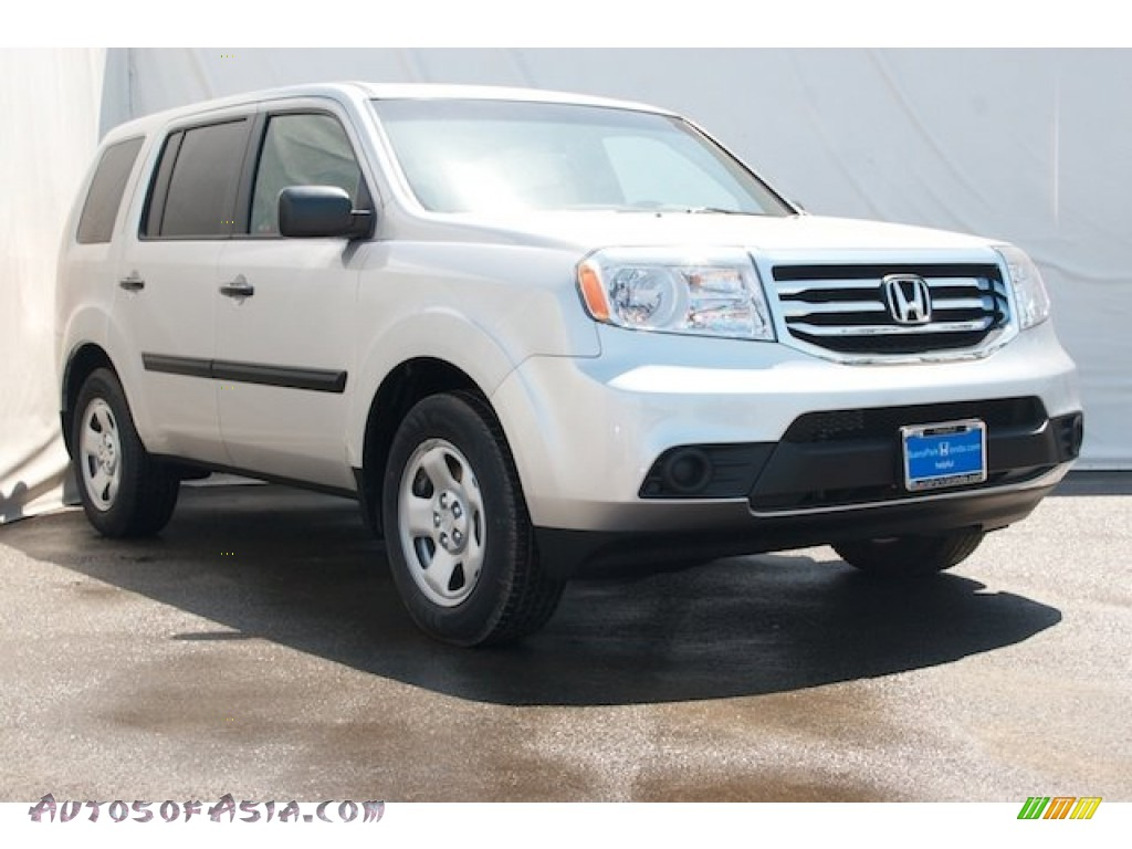 2015 honda pilot lx 4wd in alabaster silver metallic 012773 autos of asia japanese and. Black Bedroom Furniture Sets. Home Design Ideas