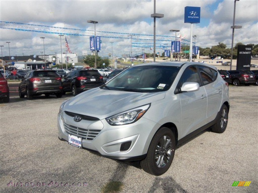 2015 Hyundai Tucson Gls In Diamond Silver 981581 Autos