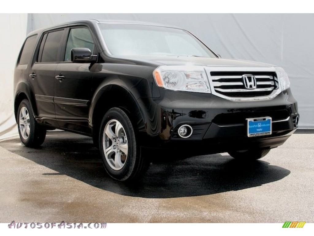 2015 honda pilot ex l 4wd in crystal black pearl 016065 autos of asia japanese and korean. Black Bedroom Furniture Sets. Home Design Ideas