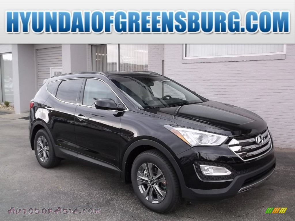 2015 hyundai santa fe sport 2 4 awd in twilight black 241383 autos of asia japanese and. Black Bedroom Furniture Sets. Home Design Ideas