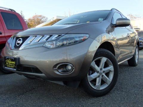 Tinted Bronze Metallic 2010 Nissan Murano SL AWD